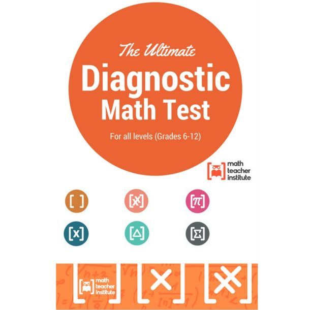 Math Diagnostic Test